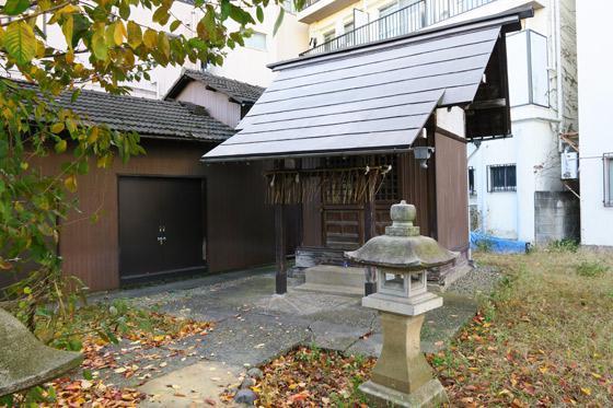 東京都第六天神社の建物その他