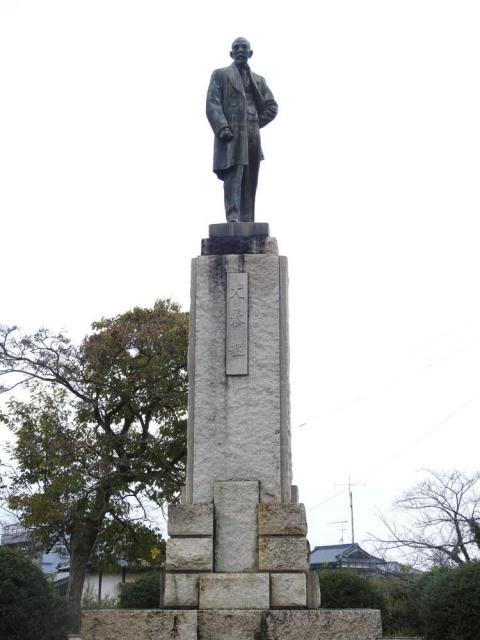 岡山県普賢院の像