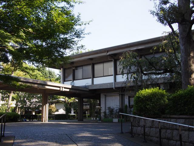 東京都乗泉寺の建物その他