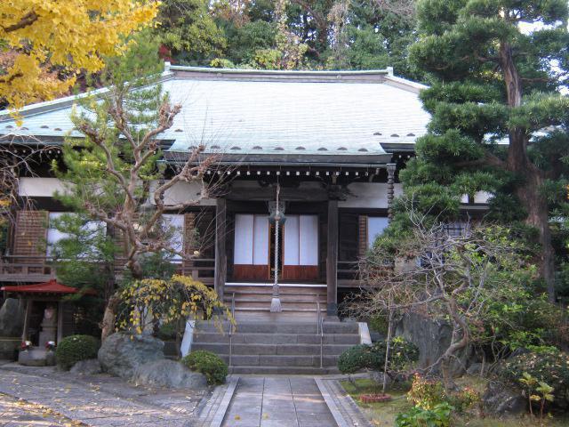 神奈川県遍照寺の本殿