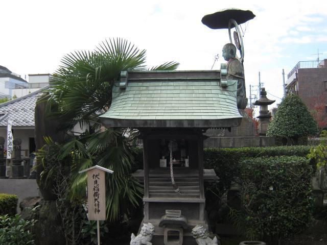 浄名院(東京都鶯谷駅) - 末社・摂社の写真