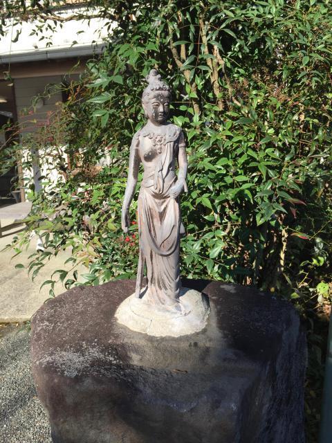 守源寺の仏像
