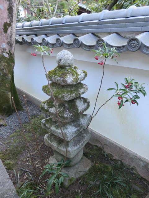 浄土院の塔