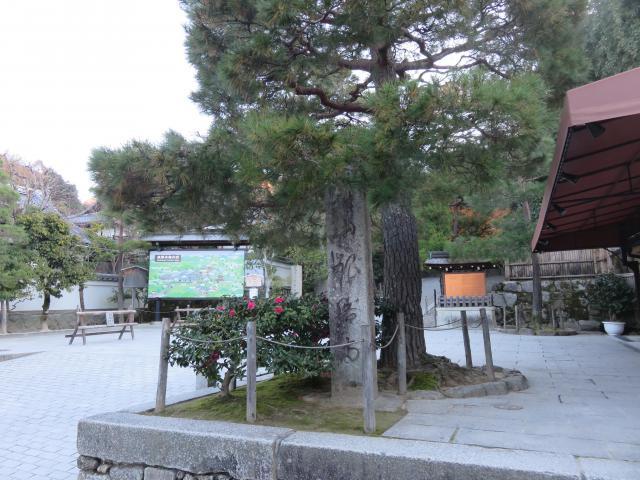 慈照寺(銀閣寺)の庭園