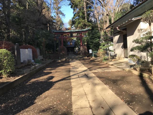 千葉県茂侶神社(三輪茂侶神社)の本殿