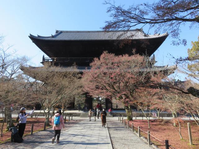 京都府南禅寺の本殿