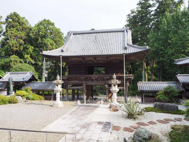 静岡県石雲院の本殿