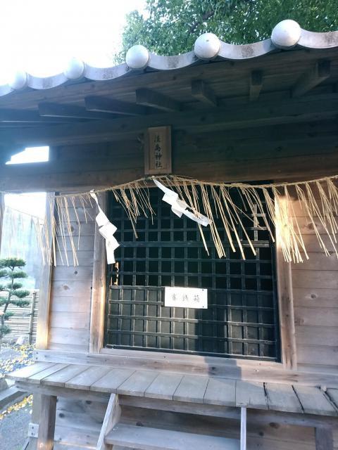 福岡県伊勢天照御祖神社(大石神社)の本殿