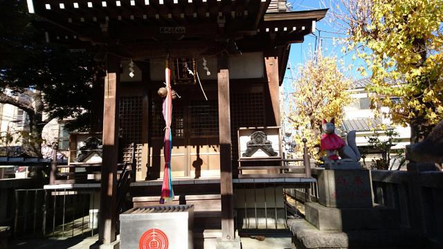田丸稲荷神社の建物その他