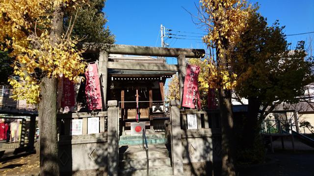 田丸稲荷神社の鳥居