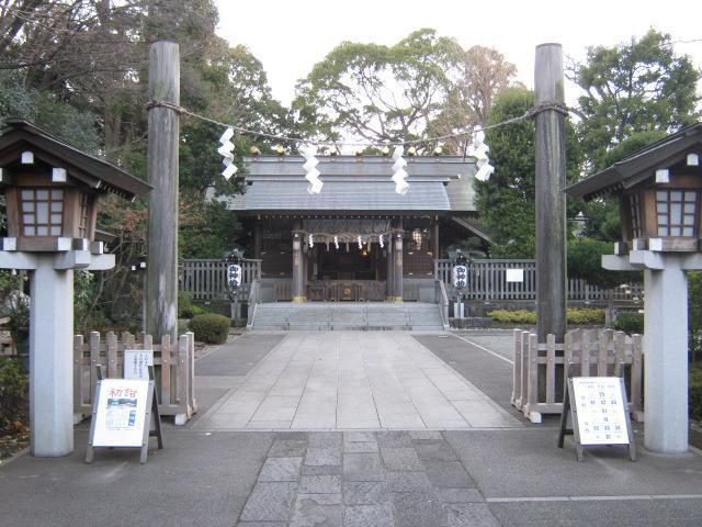 神明社(神奈川県天王町駅) - 本殿・本堂の写真