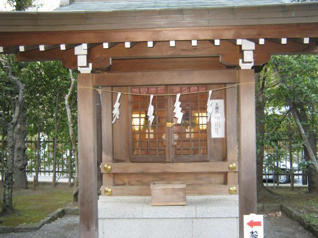 神明社(神奈川県天王町駅) - 末社・摂社の写真