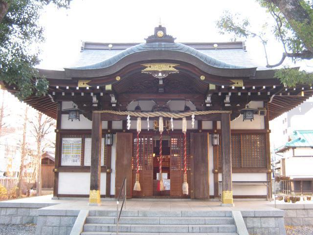 橘樹神社(神奈川県天王町駅) - 本殿・本堂の写真