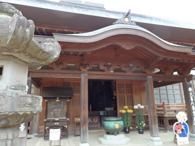 埼玉県西善寺の本殿