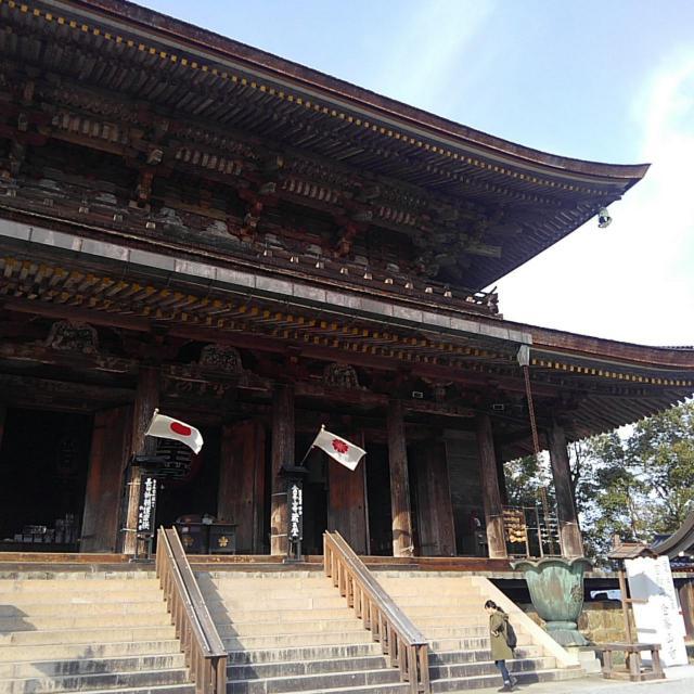 金峯山寺の建物その他