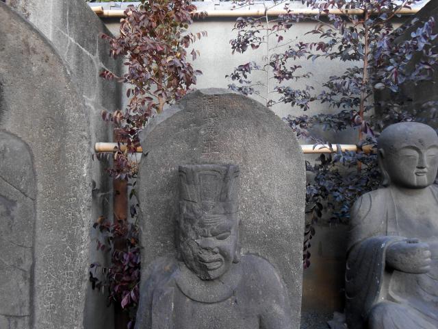 光取寺の仏像