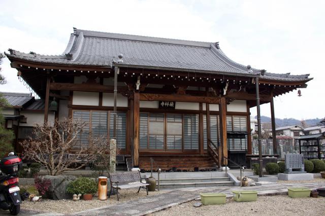 蔵林寺の本殿
