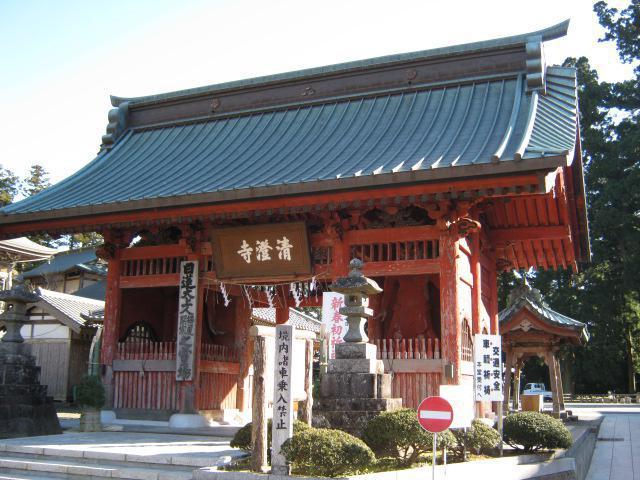 千葉県清澄寺の建物その他