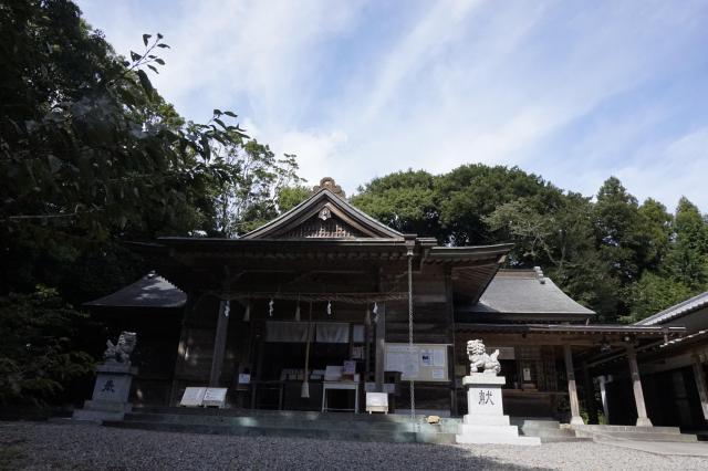 阿波々神社の建物その他