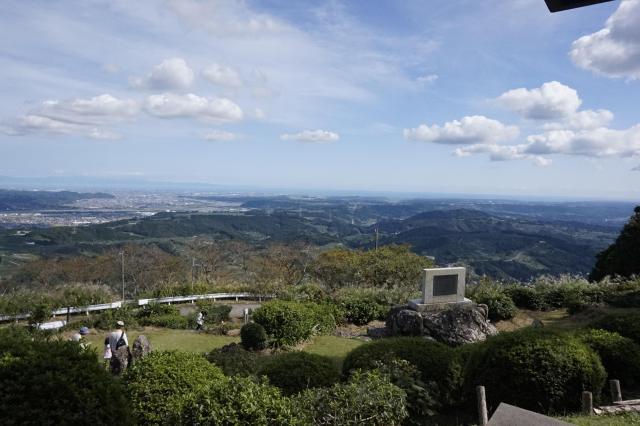 阿波々神社の自然