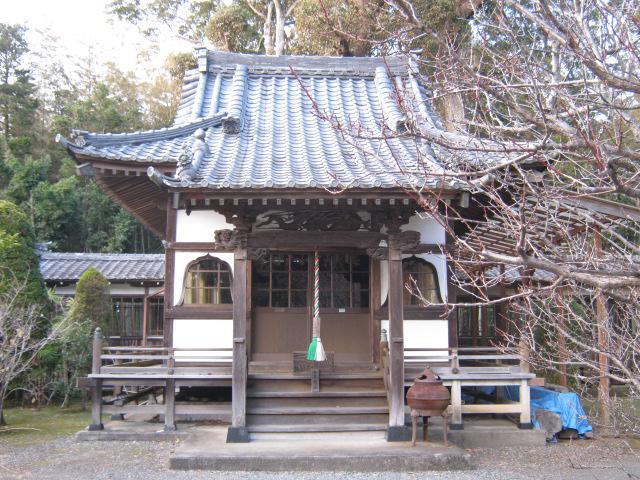 鏡忍寺の建物その他