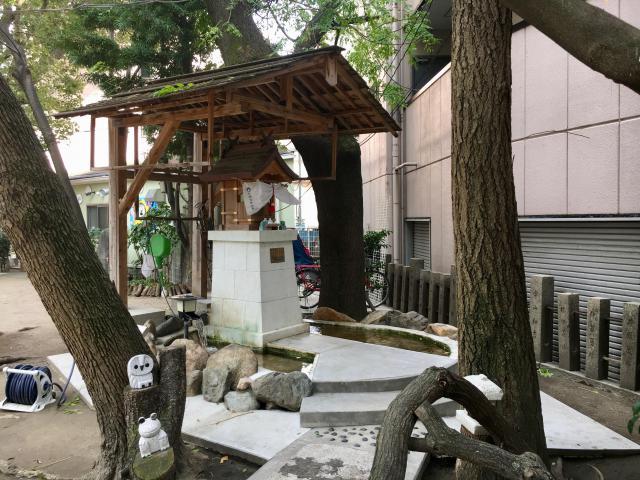 杭瀬熊野神社の建物その他