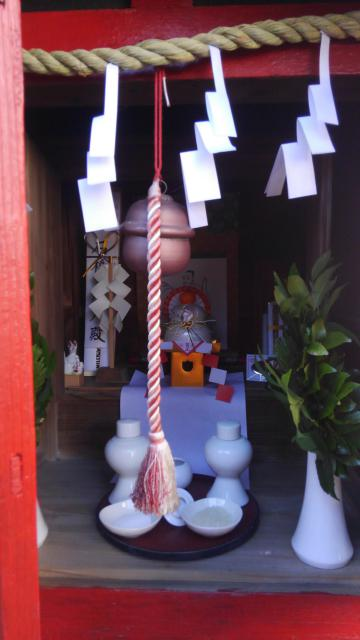 東京都稲荷神社の末社
