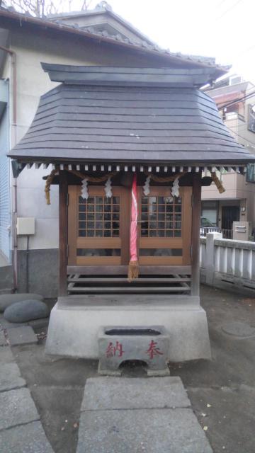 蒲原神社の末社
