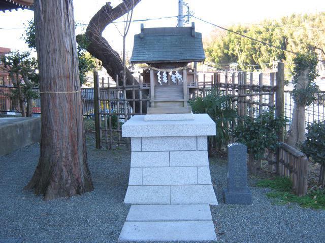 春日神社(神奈川県井土ケ谷駅) - 末社・摂社の写真