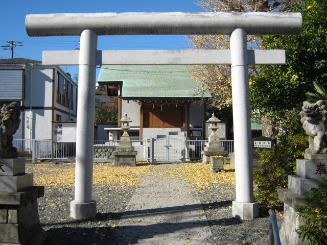 定光寺の近くの神社お寺|白幡神社