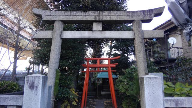 葛飾氷川神社の近くの神社お寺 小谷野神社