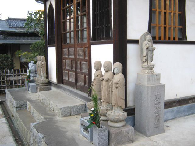 高松寺の仏像