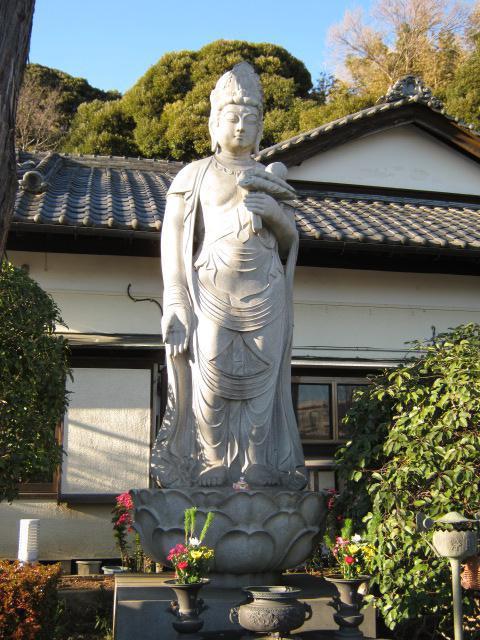雲林寺の仏像