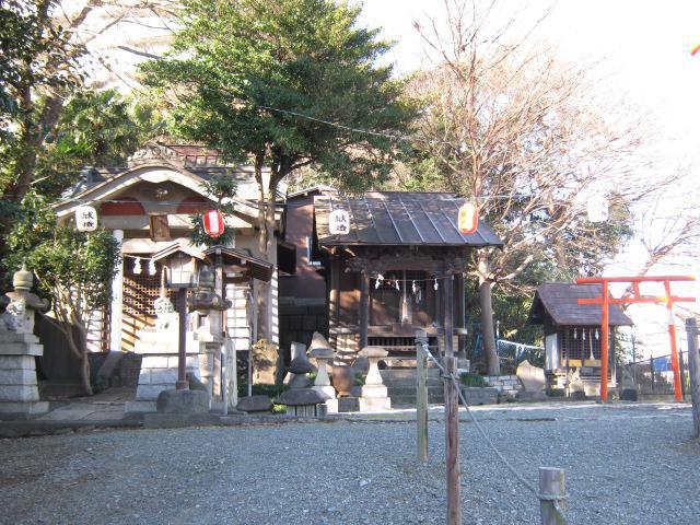 樹源寺の近くの神社お寺|外川神社