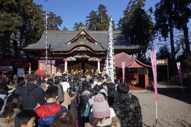 大前神社の本殿