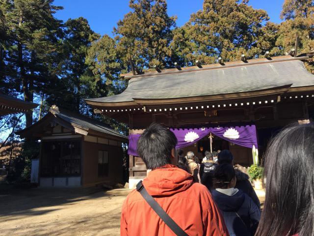 阿夫利神社(千葉県千葉ニュータウン中央駅) - 山門・神門の写真