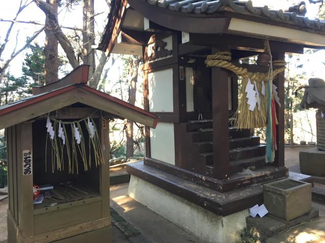 阿夫利神社(千葉県千葉ニュータウン中央駅) - 末社・摂社の写真
