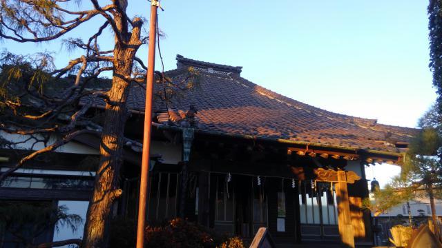 観蔵寺(東京都京成高砂駅) - 本殿・本堂の写真