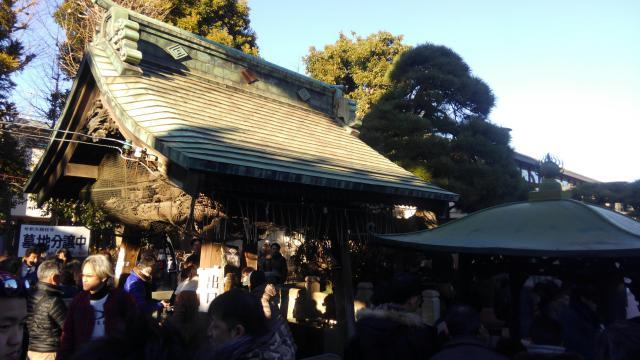 題経寺(柴又帝釈天)(東京都柴又駅) - 山門・神門の写真