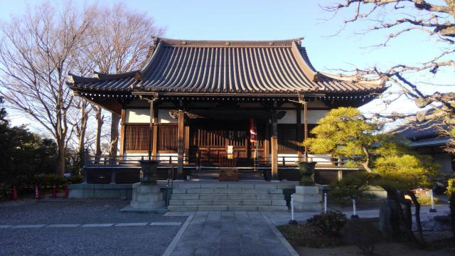 題経寺(柴又帝釈天)の近くの神社お寺|真勝院