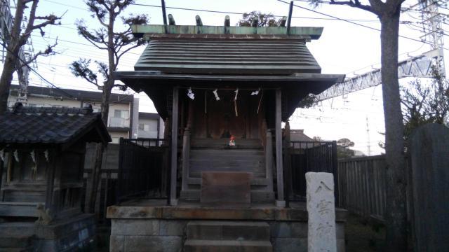 観蔵寺の近くの神社お寺|天祖神社