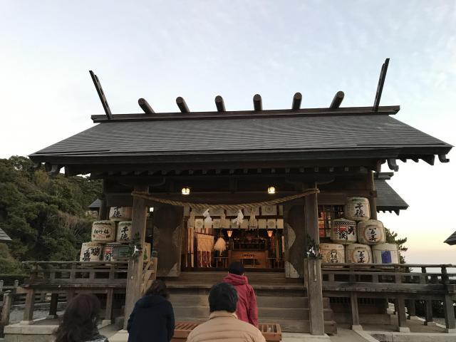 宮崎県大御神社の本殿