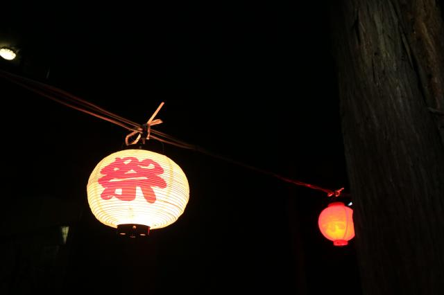 鹿島神社のお祭り