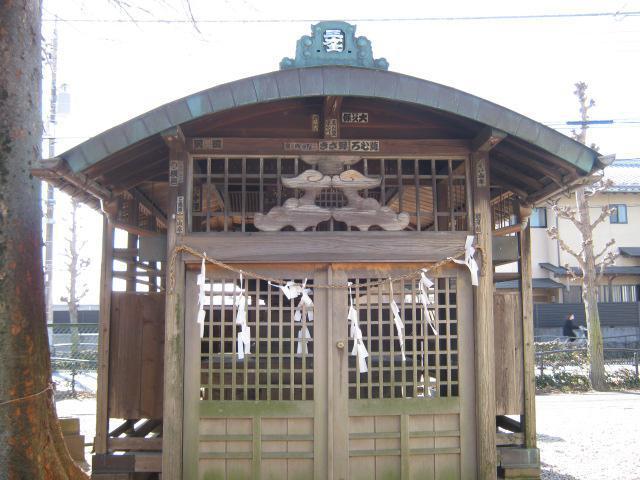 三峯神社(埼玉県岩槻駅) - その他建物の写真