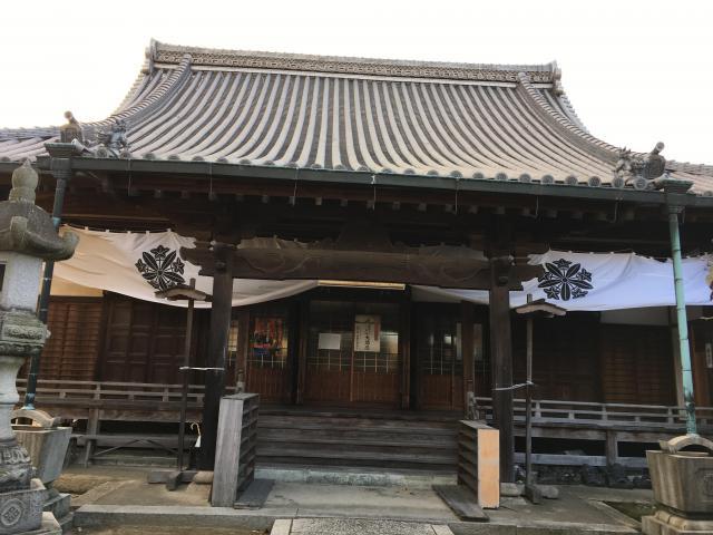 善慶寺の本殿