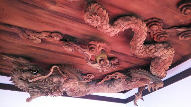 京都府瀧尾神社の芸術