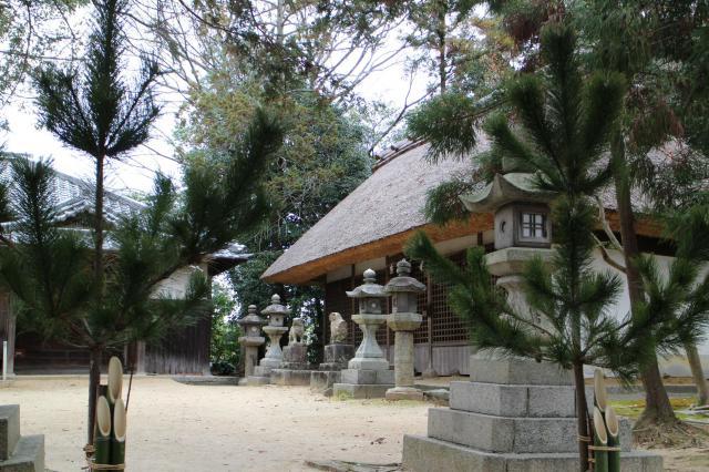 夜都伎神社(奈良県)