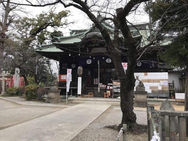葛西神社の近くの神社お寺|半田稲荷神社