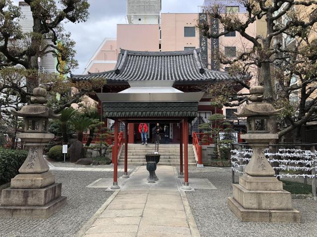 大阪府藤次寺の建物その他