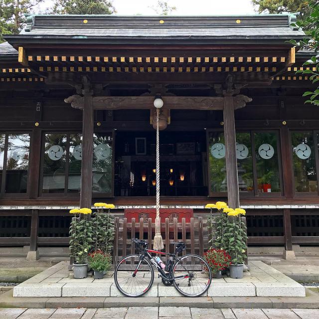 栃木県今宮神社の本殿